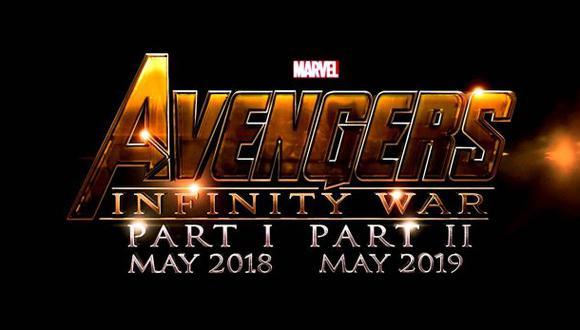 """""""Los Vengadores"""": partes 3 y 4 serán filmadas en nueve meses"""