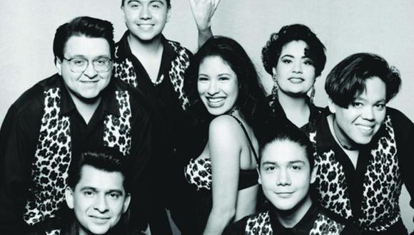 Selena y Los Dinos abrieron varios shows de La Mafia (Foto: Tunefind)