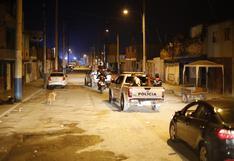 Callao: detienen a cincuenta menores de edad en fiesta COVID-19