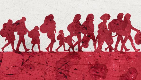 A propósito del día de la madre, el testimonio de una madre migrante.