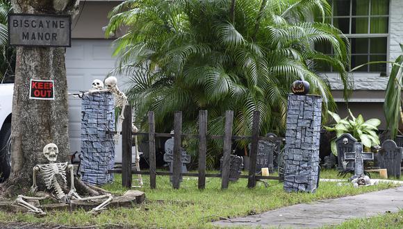 Halloween, un día con limitaciones en EE.UU. para los pedófilos registrados. Foto: AFP