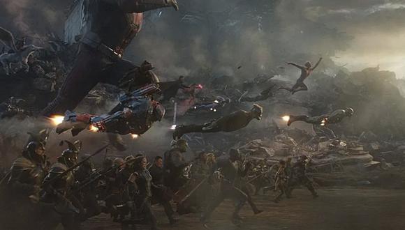 Avengers Endgame: el terrible error de la batalla final contra el ejército de Thanos (Foto: Marvel Studios)