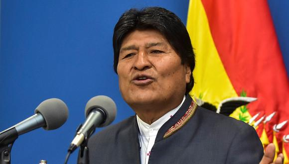 Evo Morales habló sobre la derrota de Mauricio Macri en las elecciones primarias de Argentina. (Foto: EFE).