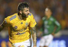 Tigres derrotó 1-0 a León en la final de ida del Clausura de Liga MX