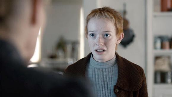 A mitad de la segunda temporada de 'Anne with an E', la pequeña pelirroja tuvo que cortarse su cabello, pero ¿Amybeth McNulty tuvo que hacer lo mismo? (Foto: Netflix)