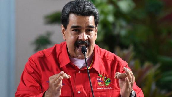 Maduro tiene pocos aliados internacionales. Cuando el gobierno de Trump lideró a principio de este año los esfuerzos para que se reconociera al líder Juan Guaidó como presidente legítimo de Venezuela, 60 países se sumaron. (Foto: Getty Images)