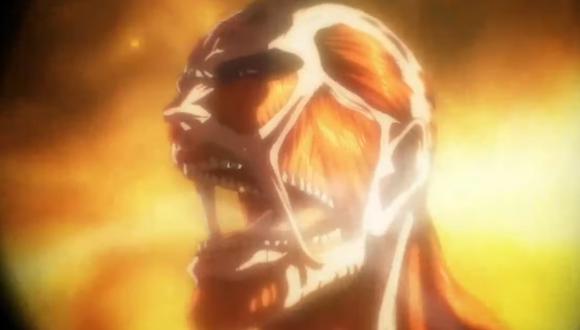 El Titán Colosal con la nueva animación de Mappa (Foto: Crunchyroll)