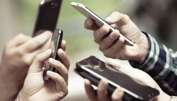 La población usuaria de Internet móvil fue 94%, bastante por encima del Internet hogar con 29%. (FOTO: GEC)