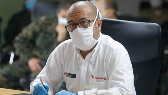 Ministro de Salud precisó que en plena pandemia de COVID-19 en el país no suman los distanciamientos. (Foto: GEC)