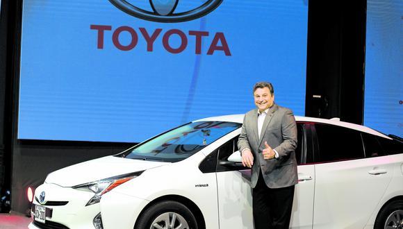 """""""El Gobierno Peruano y otros [de Latinoamérica] deberían hacer que la compra de autos híbridos sea más atractiva"""", señala Steve St. Angelo, CEO de Toyota para Latinoamérica y el Caribe."""