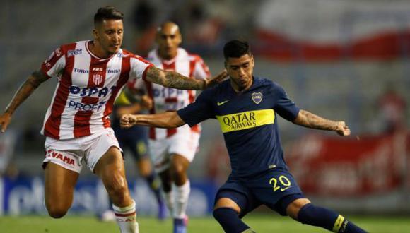 Boca Juniors vs. Unión EN VIVO ONLINe vía FOX Sports 2: equipo de Santa Fe sorprende al 'Xeneize' por 2-0.   Foto: Boca Juniors