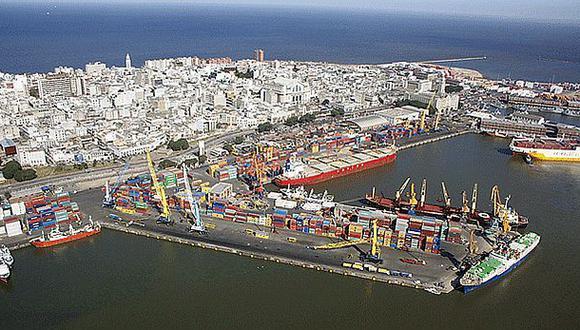 """Argentina y Uruguay se enfrentan en la """"guerra de los puertos"""""""
