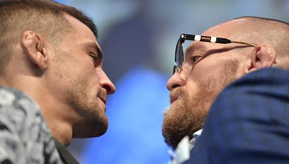 Conor McGregor vs. Dustin Poirier 2 | Foto: @ufc