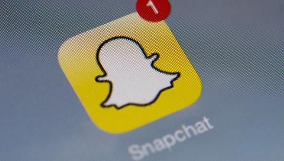 Snapchat: Consejos de seguridad para padres sobre las cuentas de sus hijos. (AFP)