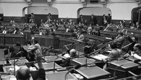 La Constitución que aprobó y redactó el Congreso Constituyente Democrático fue consultada en el referéndum de 1993. (Foto: Andina)