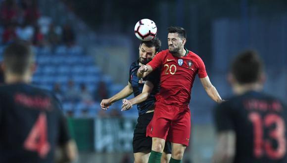 Portugal vs. Croacia: jugarán amistoso en la fecha FIFA. (Foto: AFP)