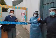Apurímac: siete pacientes vencieron al coronavirus en el hospital subregional de Andahuaylas