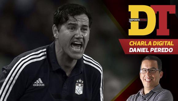 "Daniel Peredo: ""Ahmed convenció más a directivos que jugadores"""