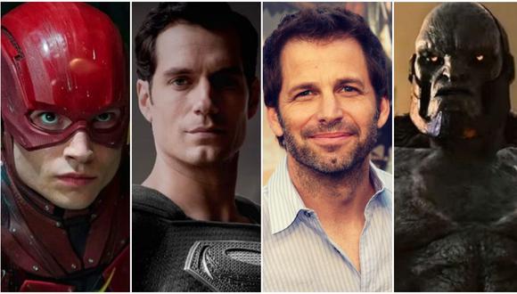 """La versión de """"Justice League"""" de Zack Snyder ya está lista para su estreno el 18 de marzo. (Foto: HBO Max/Warner Bros/ Valerie Macon para AFP)"""