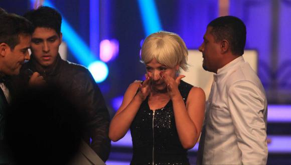 """""""Yo soy"""": Lady Gaga se despidió entre lágrimas del 'reality'"""