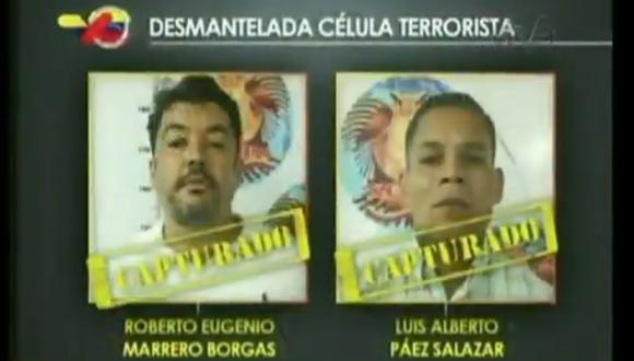 Venezuela: Roberto Marrero, jefe de despacho de Juan Guaidó, forma parte de una célula terrorista, dice Néstor Reverol.