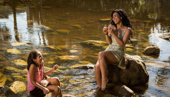 """Magdyel Ugaz es Fernanda en """"Colorina"""", una chica de Tarapoto que tiene una decepción amorosa e ingresará al mundo del cabaret."""