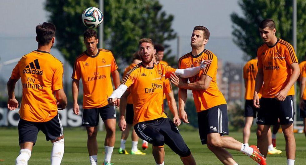 Real Madrid-Barcelona: la última práctica pensando en la final - 9