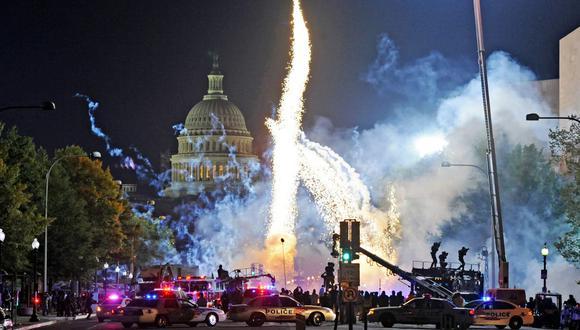 Las películas en las que el Capitolio de los Estados Unidos ha sido destruido (Foto: thewrap)