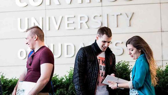 Los becarios podrán estudiar en destacadas universidades públicas de Hungría. (Foto: Pronabec)