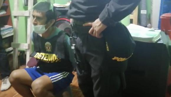 """""""Los Z de Chanchamayo"""" amenazaban a sus víctimas con desalojarlos y si se resistían eran agredidos físicamente. Foto:  Captura de RPP"""