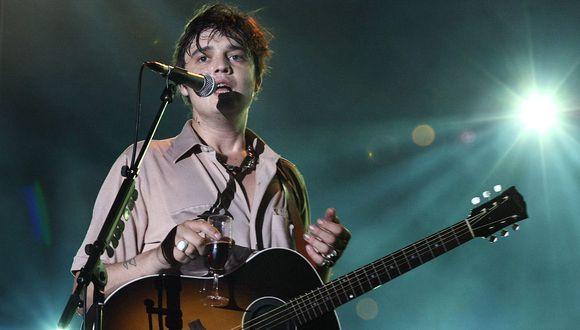 Cantante inglés Pete Doherty fue detenido en Francia por comprar drogas. (Foto: AFP)