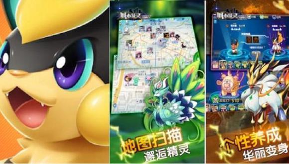 Pokémon Go: china lanza su propia versión del videojuego