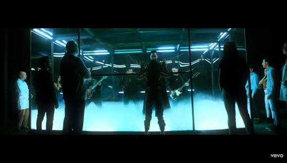 Romeo Santos se reúne con Aventura y lanzan nuevo tema titulado 'Inmortal' (Foto: Captura de pantalla)