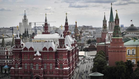 Rusia: Hallan en el Kremlin bomba de la Segunda Guerra Mundial