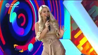 Sheyla Rojas bromea con Nicola Porcella y lo llama 'Cornelio'