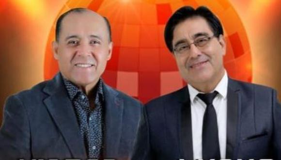 Lucho Paz y Víctor Romero, dos grandes exponentes de la cumbia norteña, se reunirán en un mismo escenario después de 21 años. (Foto: @luchopazoficial)