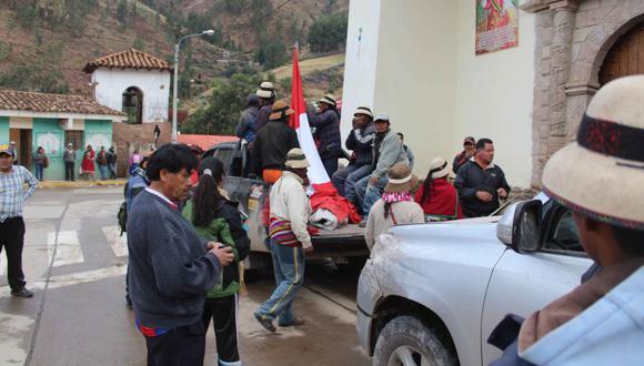 Rolando Luque sobre Las Bambas: evaluaremos para fijar posición