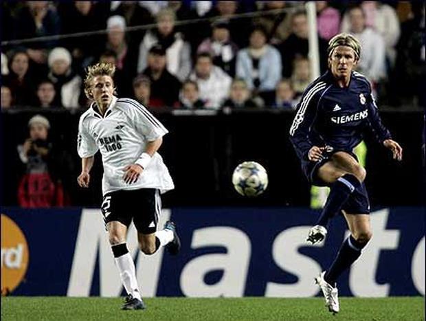 El Real Madrid se enfrentó al Rosenborg en la Champions League 2005-05.  España ganó los dos partidos de la fase de grupos.  En la temporada 1997-98, el equipo noruego derrotó al Real Madrid.