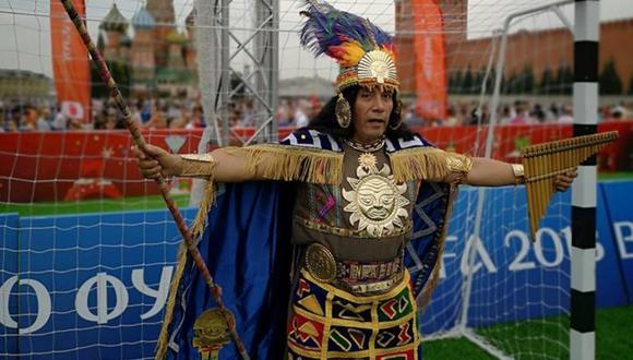 La Casa Perú ha invadido Rusia desde que inició el Mundial.