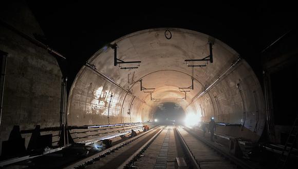 El primer tramo de la Línea 2 del Metro de Lima y el Callao empezará a funcionar en julio del 2021, según ha anunciado el Gobierno. (Foto: MTC)