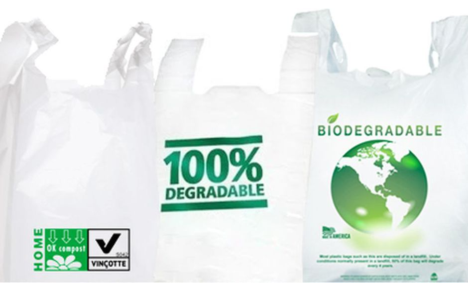 Cuando un plástico es biodegradable, significa que ese plástico puede descomponerse en condiciones que se dan en la naturaleza. (Foto: Embutidos Luis Gil)