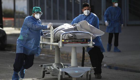 Coronavirus en México | Últimas noticias | Último minuto: reporte de infectados y muertos hoy, domingo 17 de enero del 2021 | Covid-19. (Foto: EFE/Luis Torres).