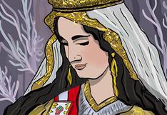 1920: Virgen de las Mercedes