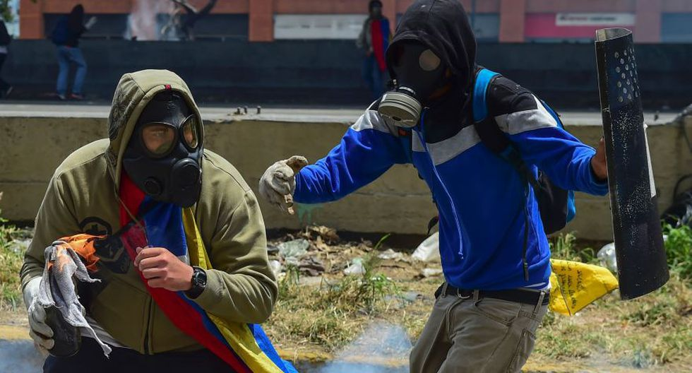 Venezuela: Las fotos más impactantes de la brutal represión - 30