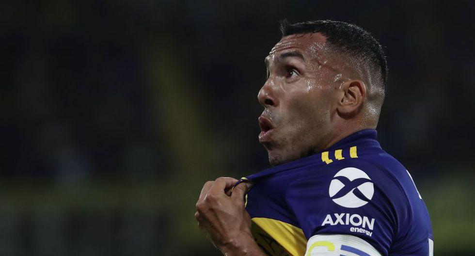 Boca Juniors vapuleó a Godoy Cruz por la Superliga Argentina   Foto: Agencias