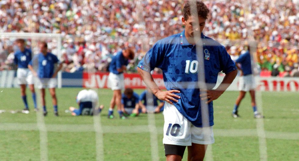 Estas son las escenas más recordadas de todos los Mundiales - 3
