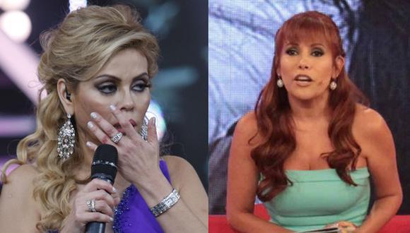 Magaly Medina superó nuevamente en ráting a Gisela Valcárcel