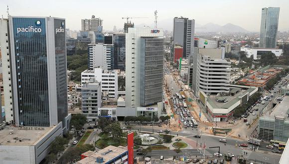 El panorama es negativo para el economía este año. (Foto: Andina)