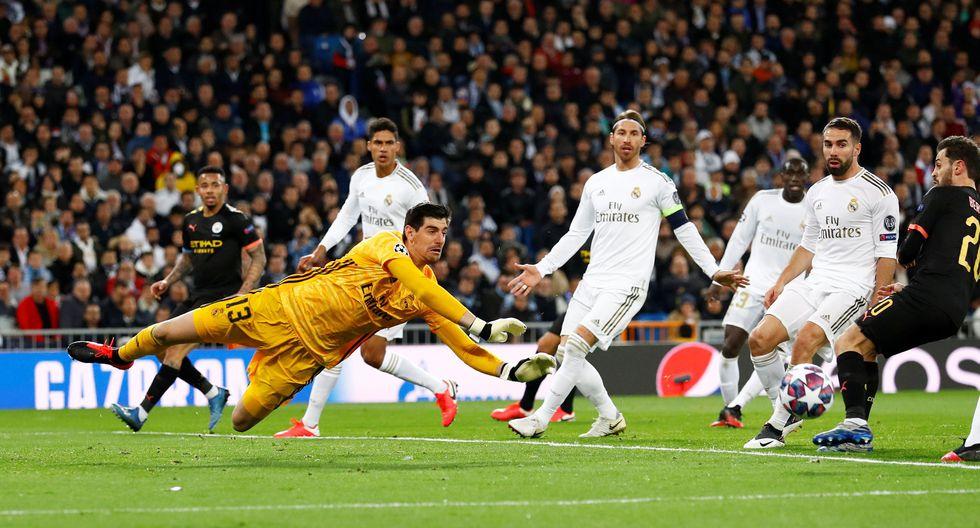 Real Madrid vs. Manchester City: las postales del partido de Champions League en el Bernabéu. (Foto: Agencias)