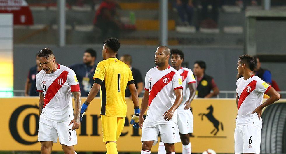 De darse el fallo del TAS en contra de Perú, ¿en qué puesto de las Eliminatorias quedaría la selección? (Foto: USI)